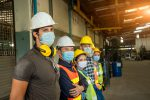industrial manufacturing COVID-19